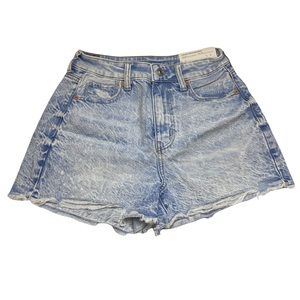 NWT - SUPER HIGH RISE MOM SHORTS by American Eagle Outfitters